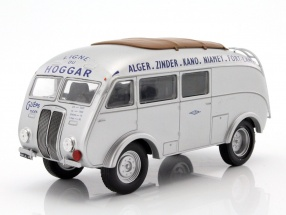 Renault AGP85 Saharien Bus Baujahr 1938 silber 1:43 Altaya