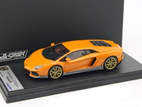 Lamborghini Aventador LP700-4 Miura Homage orange 1:43 LookSmart