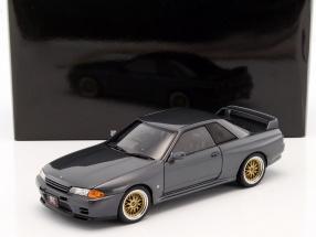 Nissan Skyline GT-R (R32) Tuned Version grau metallic 1:18 AUTOart