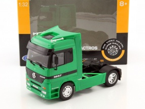 Mercedes-Benz Actros 4x2 green 1:32 Welly