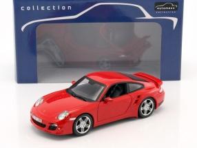 Porsche 911 (997) Turbo rot 1:24 Automaxx