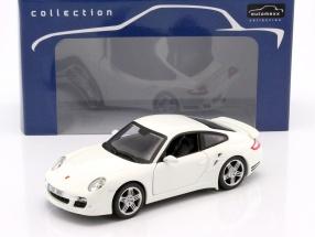 Porsche 911 (997) Turbo weiß 1:24 Automaxx
