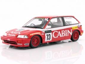 Honda Civic EF3 #13 Macau GP 1988 1:18 Triple9