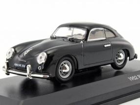 Porsche 356 year 1952 black 1:43 LuckyDieCast