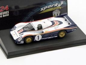 Porsche 956 LM #1 Winner 24h LeMans 1982 Ickx, Bell 1:64 Spark