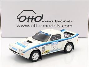 Mazda RX-7 Groupe B #9 3rd Rallye Acropolis 1985 Ingvar ,Benny 1:18 OttOmobile