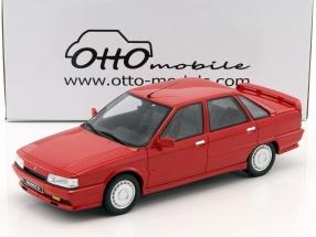 Renault 21 Turbo Phase I Baujahr 1988 rot 1:18 OttOmobile