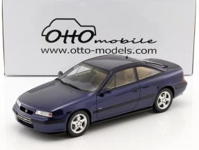Opel Calibra Turbo 4x4 Baujahr 1996 blau 1:18 OttOmobile