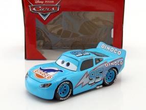 Dinoco Lightning McQueen Disney Cars blau 1:24 Jada Toys