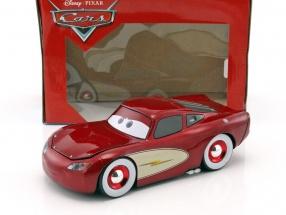 Cruising Lightning McQueen Disney Cars rot 1:24 Jada Toys