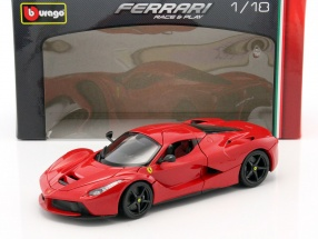 Ferrari LaFerrari red 1:18 Bburago