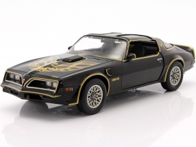 Pontiac Trans Am Smokey and the Bandit I 1977 black / gold 1:18 Greenlight