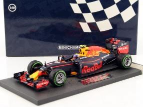 Max Verstappen Red Bull RB12 #33 3rd Brazil GP formula 1 2016 1:18 Minichamps