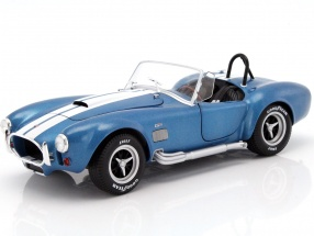 AC Cobra 427 MKII year 1965 blue / white 1:18 Solido