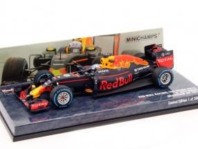 Daniel Ricciardo Red Bull RB12 #3 Brasilien GP Formel 1 2016 1:43 Minichamps
