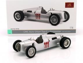 Auto Union Typ C #111 Winner Schauinsland Bergrennen 1937 Stuck 1:18 CMC