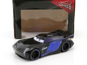 Jackson Storm Disney Cars schwarz / blau 1:24 Jada Toys