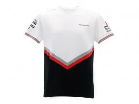 Fan Shirt 24h LeMans 2017 weiß / schwarz / rot / grau