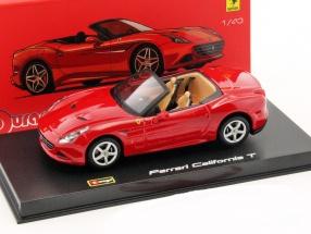 Ferrari California T open rot 1:43 Bburago Signature
