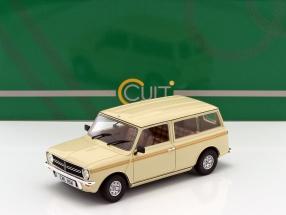 Mini Clubman Estate Baujahr 1974 creme weiß / beige 1:18 Cult Scale