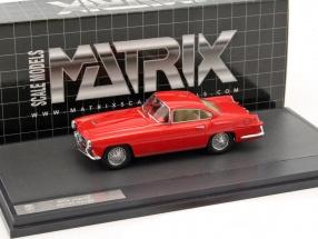 Jaguar XK140 Ghia 2-Door coupe year 1955 red 1:43 Matrix