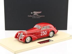 Alfa Romeo 8C 2900B #230 Winner Mille Miglia 1947 Romano, Biondetti 1:18 TrueScale