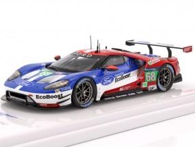 Ford GT #68 GTE-Pro Winner 24h LeMans 2016 Hand, Müller, Bourdais 1:43 TrueScale