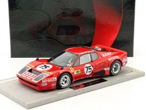 Ferrari 365 GT4 BB #75 24h LeMans 1977 Migault, Guitteny 1:18 BBR
