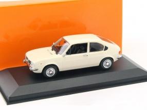 Alfa Romeo Alfasud year 1972 white 1:43 Minichamps
