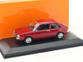 Alfa Romeo Alfasud Baujahr 1972 rot 1:43 Minichamps