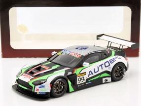 Aston Martin Vantage V12 #99 12h Bathurst 2015 Merlin, Venter, Yu 1:18 AUTOart