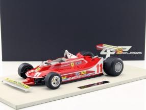Jody Scheckter Ferrari 312T4 #11 Weltmeister Formel 1 1979 1:12 GP Replicas