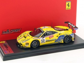 Ferrari 488 GT3 #50 24h Spa 2016 Lathouras, Guidi, Rugolo 1:43 LookSmart