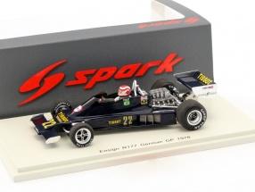 Nelson Piquet Ensign N177 #22 Deutschland GP Formel 1 1978 1:43 Spark
