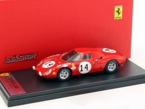 Ferrari 250 LM #14 24h LeMans 1968 Gregory, Kolb 1:43 LookSmart