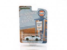 Ford Shelby GT500 #08 Baujahr 2012 Gulf blau / orange 1:64 Greenlight