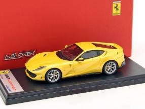 Ferrari 812 Superfast gelb 1:43 LookSmart