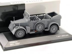 Horch 901 year 1937 mat gray 1:43 WhiteBox