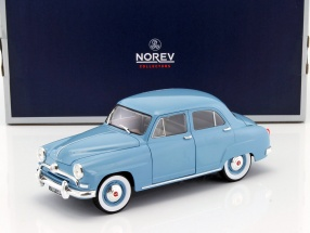 Simca 9 Aronde Baujahr 1954 hellblau 1:18 Norev