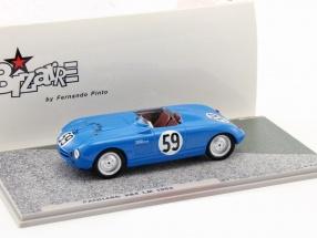 Panhard X84 #59 24h LeMans 1952 Savoye, Lienard 1:43 Spark Bizarre