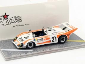 Lola T294 ROC Chrysler #21 24h Le Mans 1978 Lemerle / Rousselot 1:43 Spark Bizarre
