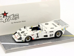 LOLA T286 Ford Le Mans 1979 white/ weiß 1:43 Spark