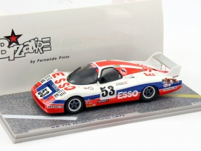 Peugeot WM P79 Turbo #53 24h LeMans 1979 Coulon / Pignard 1:43 Spark Bizarre