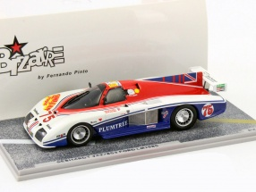 Gebhardt JC2/853 Ford #75 24h LeMans 1985 Harrower, Earle 1:43 Spark Bizarre