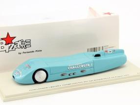 Challenger 1  Bonneville 1959 M. Thompson blau 1:43 Spark Bizarre