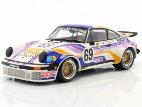 Porsche 934 #69 24h LeMans 1976 Haldi, Vetsch 1:18 Minichamps