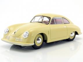 Porsche 356-2 Gmünd Baujahr 1948 ocker gelb 1:18 Cult Scale