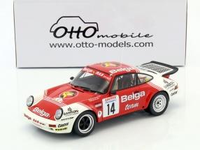 Porsche 911 SC RS #14 Rallye Ypres 1985 Droogmans, Joosten 1:18 OttOmobile