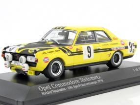 Opel Commodore A Steinmetz #9 24h Spa 1970 Haxhe, Toussaint 1:43 Minichamps