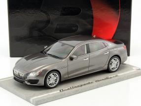 Maserati Quattroporte MY17 Gran Sport dunkelgrau metallic 1:18 BBR